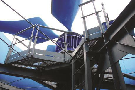 вентилятор водооборотного цикла